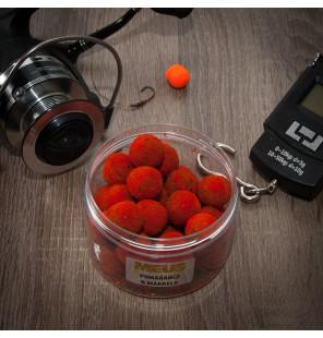Meus Orange Makrele Spectrum 18mm Hookbaits Meus Hookbaits