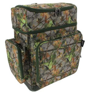 NGT 'XPR' Rucksack in Camo with Multi-Compartments 50,5L NGT Angeltaschen