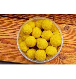 Meus Lemon Shock Challenge Hookbaits Meus Boilies