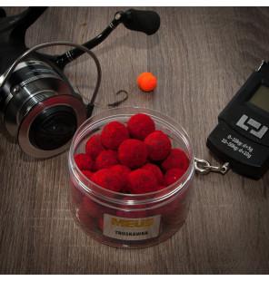 Meus Erdbeere Spectrum 18mm Hookbaits Meus Hookbaits