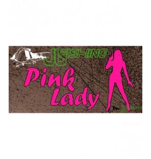 Meus JJ-Fishing Edition Powder Dip Pink Lady, Booster Meus Powder Dips