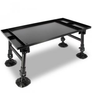 NGT Giant 60 x 35.5cm Adjustable 'Dynamic' Bivvy Table System NGT Bivvy Table - Tische