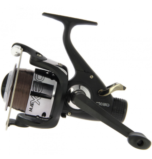 NGT Max 60 - 2BB Carp Runner Reel with 10lb Line