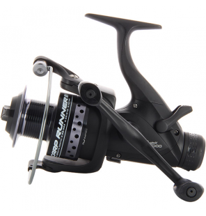 NGT Dynamic 6000 - 10 BB Twin Handle Carp Runner Reel with Spare Spool