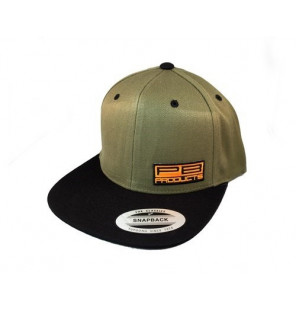 PB Products SnapBack Cap Olive Green PB Products Kappen & Hauben