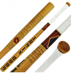 AA Good Night Style Baseball Bat Anglo Arms Endtackle