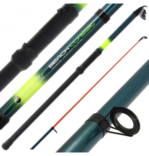 Angling Pursuits Beachcaster Telescopic - 12ft (3.6m) Telescopic Fishing Rod (Glass)