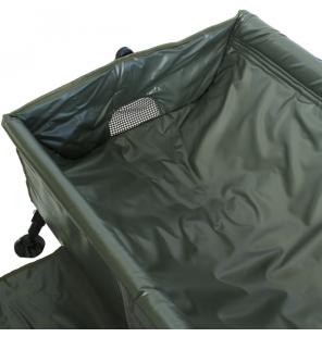 NGT Deluxe Carp Cradle with Knee Pad – Easy Folding (404) Abhakmatte NGT Abhakmatten & Wiegeschlingen