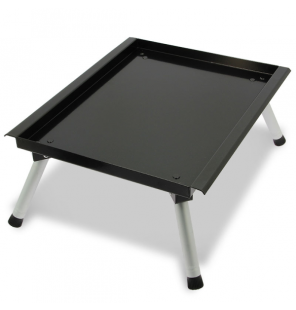NGT Bivvy Table - Aluminium with Adjustable Legs (206) NGT Bivvy Table Tische