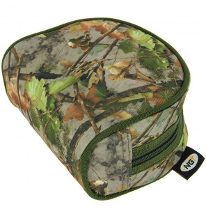 NGT Padded Reel Case in Camo (282-C) NGT Angeltaschen