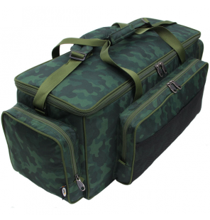 NGT CAMO Jumbo Insulated Carryall with Mesh Front Pocket NEW NGT Angeltaschen