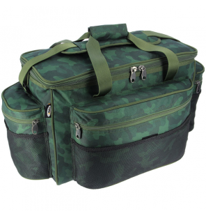 NGT Camo Carryall - 4 Compartment Carryall (093) NEW NGT Angeltaschen