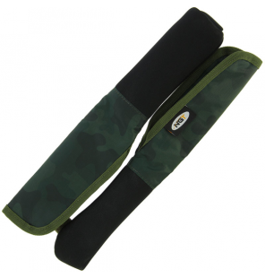 NGT Tip & Butt Protektor Camo 2 Pack NGT Rutenfutterale