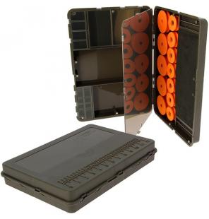 NGT Dynamic Tackle Box - Terminal Tackle / Rig Storage Box System NGT Tackle Boxen
