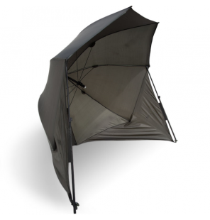 """NGT Shelter - 50"""" Day Shelter with Storm Poles Brolly NGT Schirme & Zelte"""