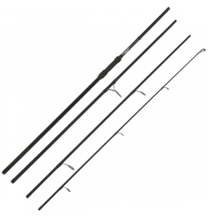 NGT 11ft 2.75lb Profiler Travel Carp Rod - , 4pc, Carbon Travel Carp Rod NGT Travel Reiseruten