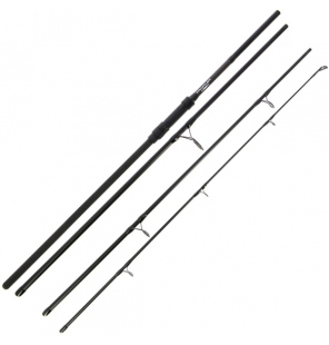 NGT Profiler Travel Rod - 9ft, 4pc, All Round Travel Rod (Carbon) NGT Travel Reiseruten