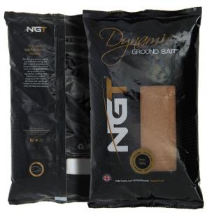 NGT Krill Dynamic Ground Bait - 900g Bags NGT Groundbait