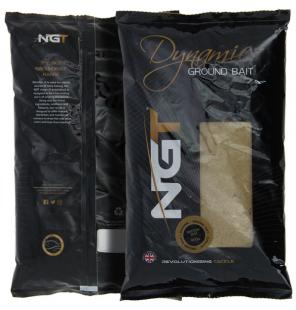 NGT Match Dynamic Ground Bait - 900g Bags NGT Groundbait
