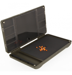 NGT XPR PLUS Box - Terminal Tackle and Rig Board Magnetic Tackle Box NGT Tackle Boxen