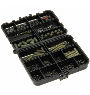 NGT Carp Terminal Tackle Kit 174 Teile NGT Endtackle