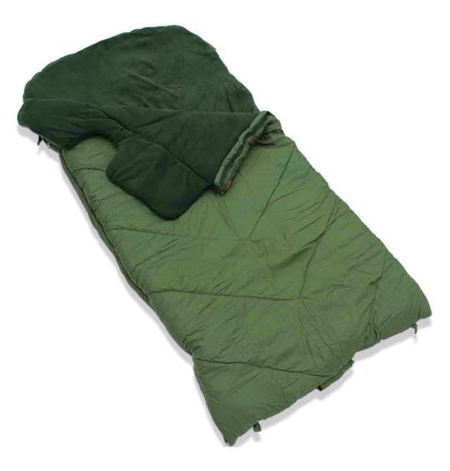 NGT S5 Profiler Sleeping Bag - 5 Season Multi Climate / Layer Fleece Lined Sleeping Bag NGT Angelliegen & Angelstühle