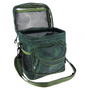 NGT XPR Camo Insulated Cooler Bag NGT Outdoor Cooking