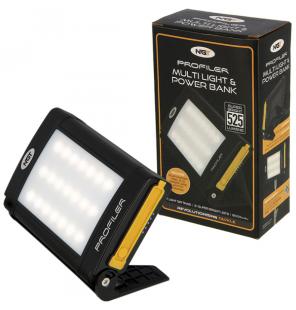 NGT Profiler 21 LED Light Solar Panel 8000 mAh NGT Beleuchtung