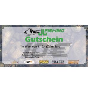 10€ JJ-Fishing Gutschein JJ-Fishing Gutscheine