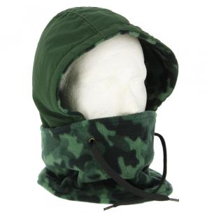 NGT DLX Camo Snood - Fleece Lined Water and Wind Proof NGT Masken, Handschuhe & Co