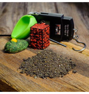 Meus Heilbutt Instant Method Feeder Groundbait Meus M.F. Groundbait