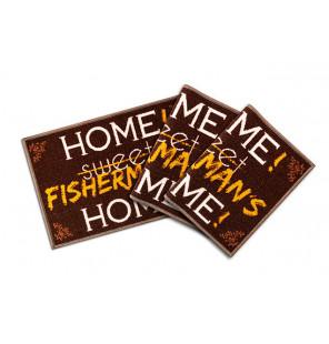 Bivvy Mat Home - Fußmatte | 60x40cm Delphin Bivvy Mat - Fußmatten