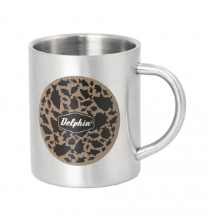 Delphin Stainless steel cup CARPATH Becher | 300ml Delphin Outdoor Cooking