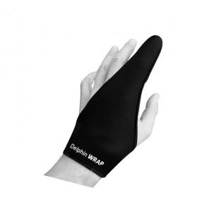 Delphin Casting finger WRAP Delphin Masken & Handschuhe & Co
