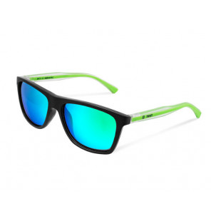 Delphin Polarized sunglasses SG TWIST green glasses Delphin Polaroid Brillen & Zubehör