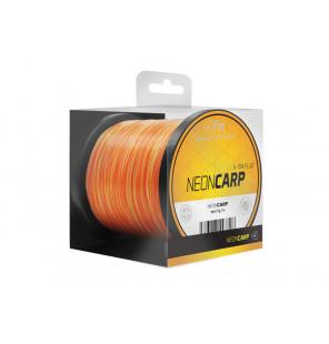 NEON CARP / Orange-Yellow monofile Schnur 600m 0,40mm 25,4lbs  Schnüre