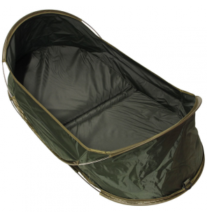 NGT Pop Up Easy Folding Cradle with Bivvy Pegs and Case (250) Abhakmatte NGT Angelzubehör