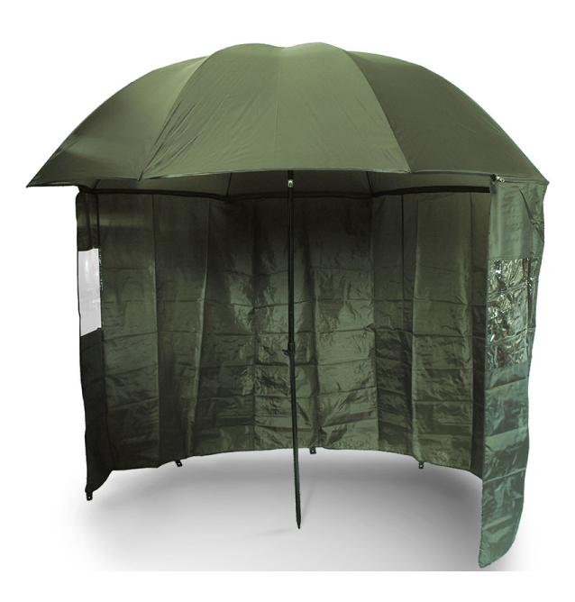 """NGT 45"""" Green Brolly with Zip on Side Sheet NGT Startseite"""