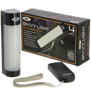 NGT Bivvy Light Small with Remote Control NGT Zeltlampen