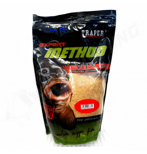 Traper Expert Method Mix – Vanilla 1kg Traper M.F. Groundbait