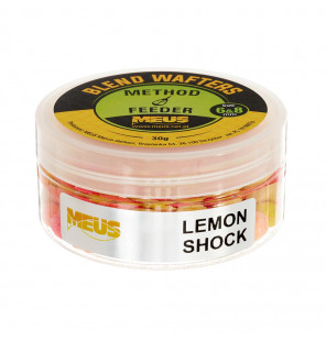 Meus Method Feeder Blend Wafters 6/8mm – Lemon Shock Meus M.F. Wafter