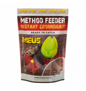 Meus Method Feeder Instant Groundbait - Squid Meus Baits