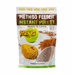 Meus Method Feeder Instant Pellets - Schokolade & Marzipan Meus M.F. Pellets