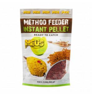 Meus Method Feeder Instant Pellets - Honig & Himbeere Meus M.F. Pellets
