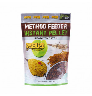 Meus Method Feeder Instant Pellets - Dangerous Meus M.F. Pellets