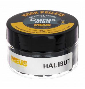 Meus Method Feeder Hook Pellets 8mm Halibut Meus Method Feeder Baits
