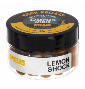 Meus Method Feeder Hook Pellets 8mm – Lemon Shock Meus Baits
