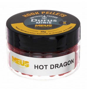 Meus Method Feeder Hook Pellets 8mm – Hot Dragon Meus Baits