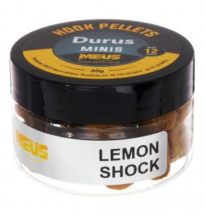 Meus Durus Hook Pellets 12mm Lemon Shock Hakenköder Meus Hookbaits