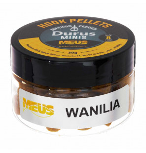 Meus Method Feeder Hook Pellets 8mm – Vanille Meus Baits